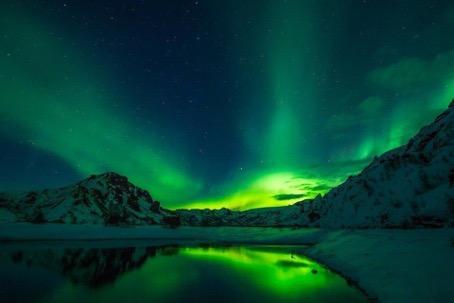 les aurores boréales peuvent générer du NO3 à partir de l'azote de l'air
